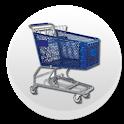 Grocery list maker logo