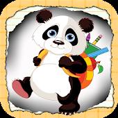 Panda Babies Fun Fun Word Free