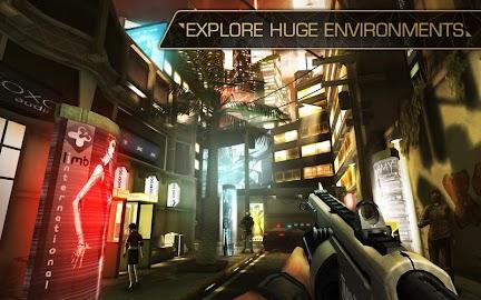 Deus Ex: The Fall Screenshot 3