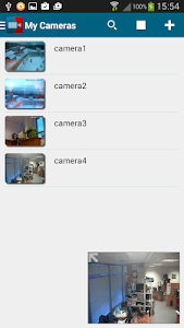 RTSP Player (IP Camera Viewer) screenshot 1
