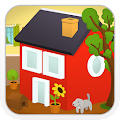 My house - fun for kids 2 icon
