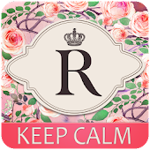 Keep Calm And Retro Theme HD