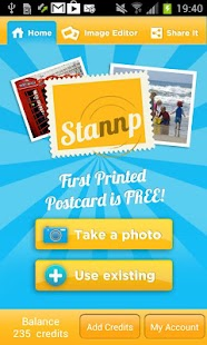Stannp Postcard Maker - screenshot thumbnail