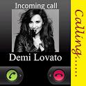 Demi Lovato Calling Fans icon