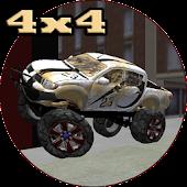 4x4 Offroad Truck 3d