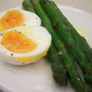 Asparagus and Boiled Eggs Recipe