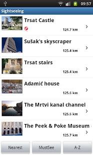 AdriaGUIDE Rijeka- screenshot thumbnail