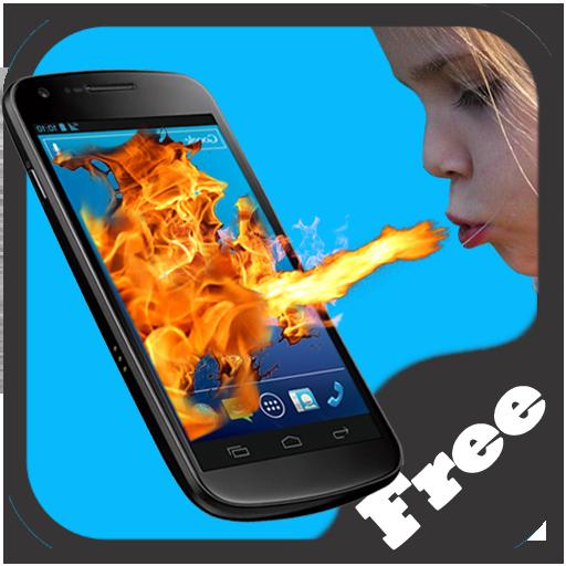 火災スクリーン悪ふざけをシャウト 娛樂 App LOGO-硬是要APP