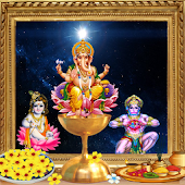 3D Temple Magic Live Wallpaper