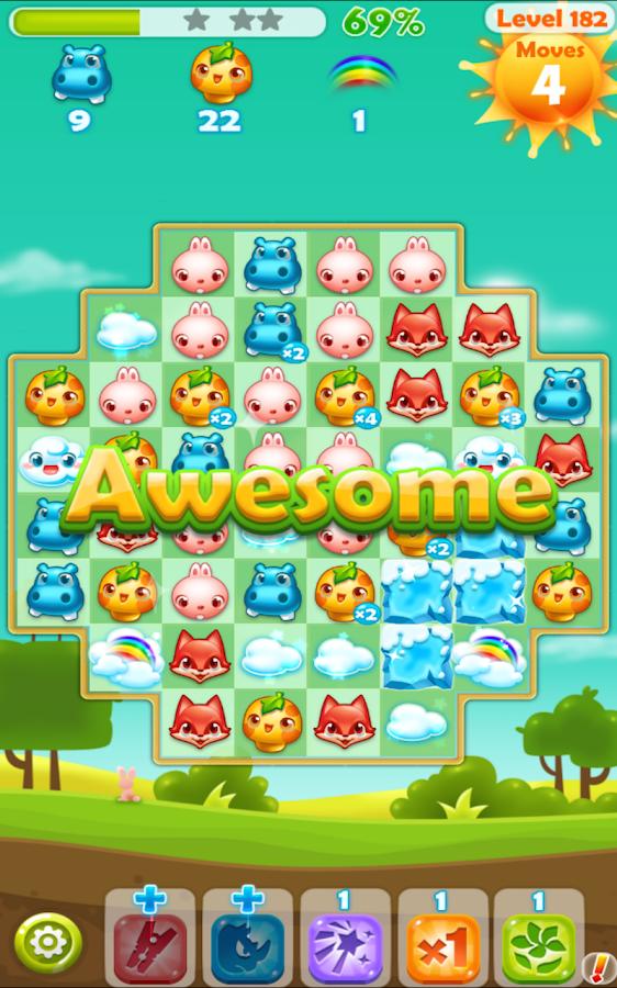 Forest Mania™ - screenshot
