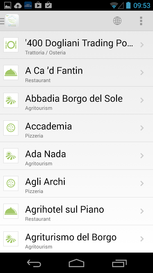 Alpi Langhe Outdoor- screenshot