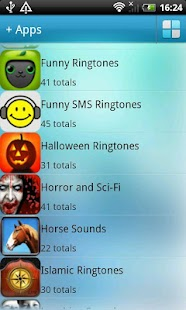 9999+ Ringtones - screenshot thumbnail
