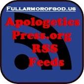 Apologetics Press RSS Feeds