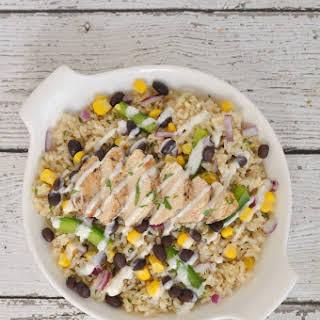 Margarita Chicken Rice Bowl.