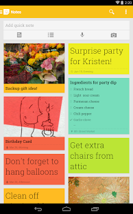 Google Keep Screenshot 31
