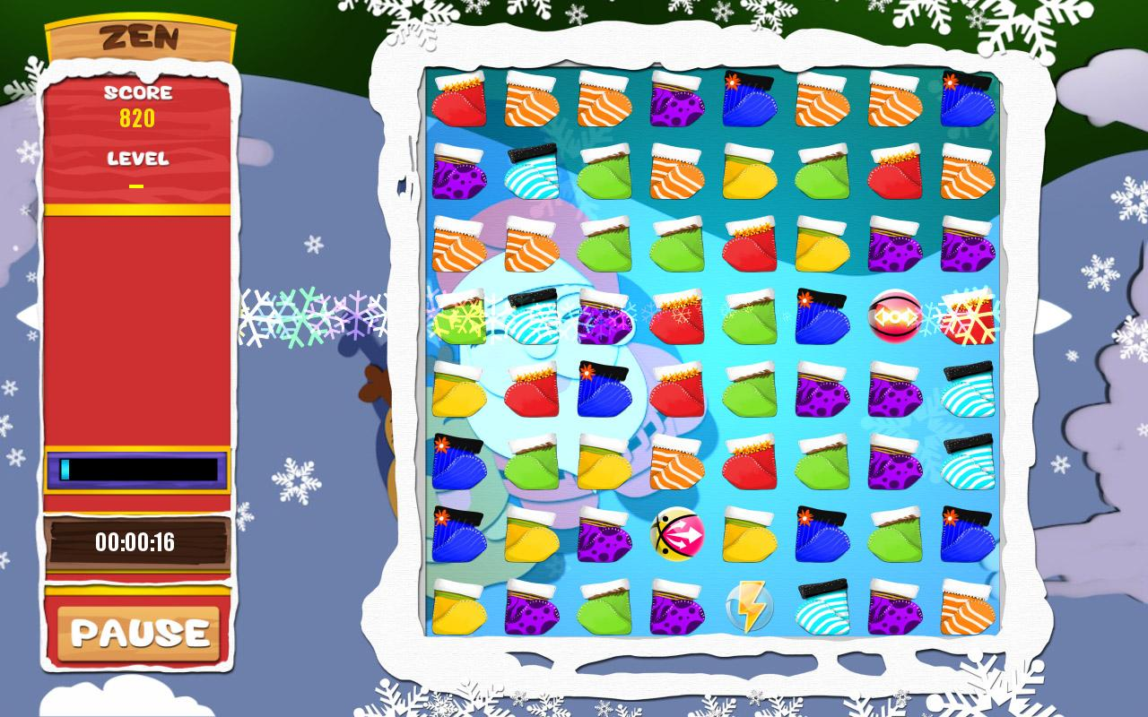 Xmas Slider- screenshot