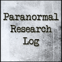 Paranormal Research Log PRL