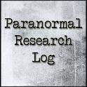 Paranormal Research Log PRL