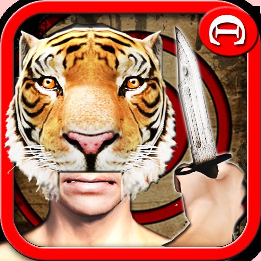 ナイフを投げる 3D Plus 休閒 App LOGO-硬是要APP