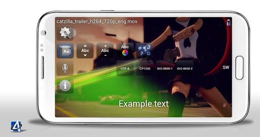 ALLPlayer Video Player 1.0.11 screenshots 4