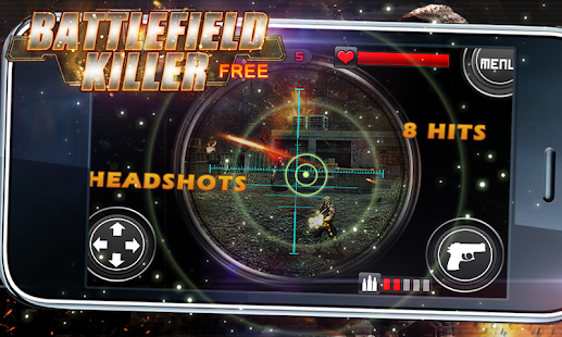 Battlefield Killer Free - screenshot thumbnail