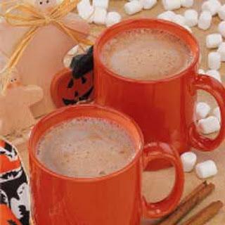 Haunting Hot Chocolate