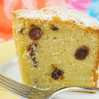 Costa Rica Raisin Cake.