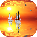Ocean Dream 3D HD LWP icon