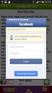 【免費娛樂App】Truyen Co Tich-APP點子