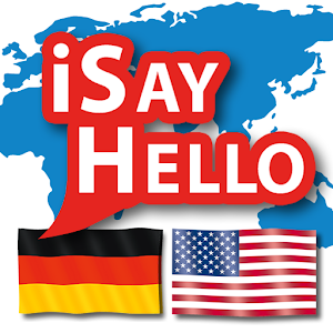 iSayHello German - English USA