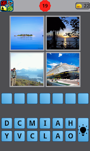 What word 4 pics - screenshot thumbnail