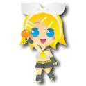 VoiceClock -Rin- logo
