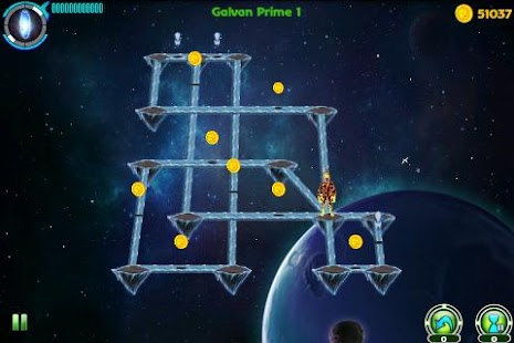 Ben 10 Galactic Getaway - screenshot thumbnail