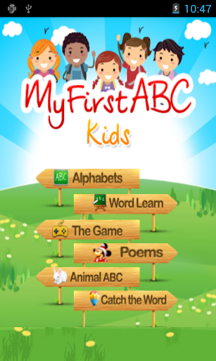 Learn Alphabets ABC N Rhymes