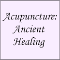 Acupuncture: Ancient Healing logo