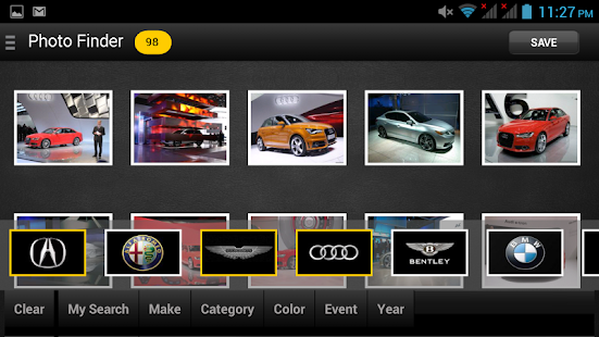 Auto Show Passport- screenshot thumbnail