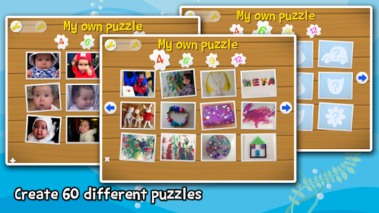 My own puzzle apk screenshot 2