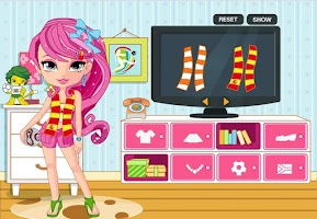 Screenshot of Top Notch Outfit for Dress up