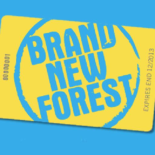 Brand New Forest LOGO-APP點子