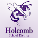 Holcomb School District icon