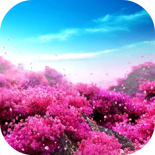 桃花林動態壁紙 生活 App LOGO-APP試玩