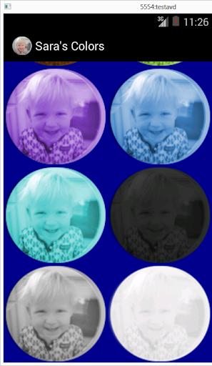 Sara's Colors