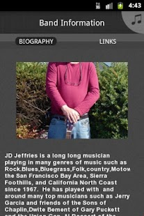 JD Jeffries - screenshot thumbnail