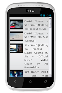 David Guetta Songs - screenshot thumbnail