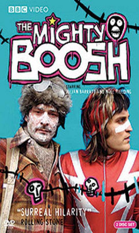 Mighty Boosh Crimps - screenshot