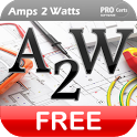 Electrical Amps 2 Watts Free icon