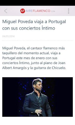 【免費新聞App】AF Flamenco-APP點子