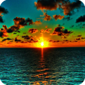 3D Sunrise Wallpaper icon