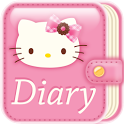 Hello Kitty Diary icon