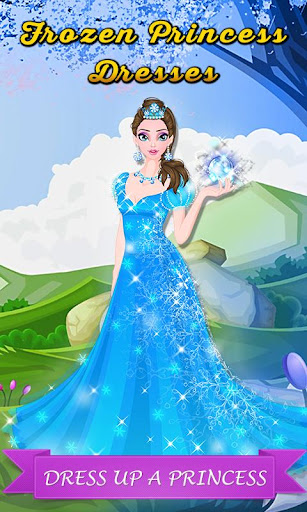 Frozen Heart: Princess Dresses